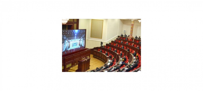 Президент Туркменистана затронул аспекты транспортной, энергетической и экологической дипломатии