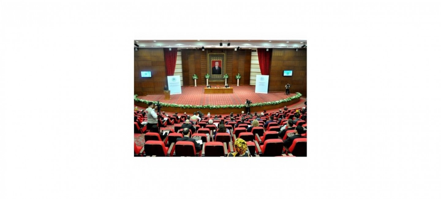 Scientific Conference dedicated to the Day of Diplomatic Workers of Turkmenistan was held