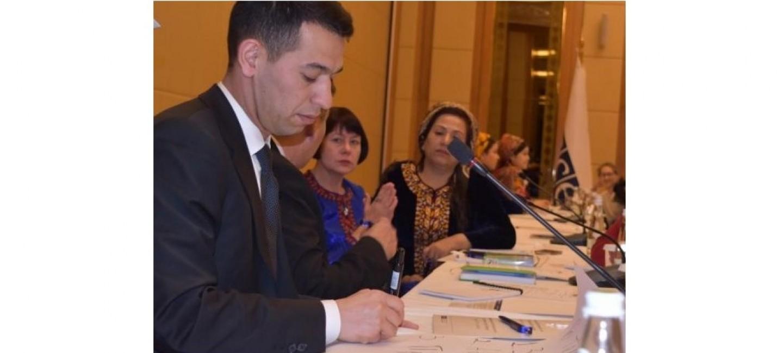 Modernization of journalism education discussed at OSCE seminar in Turkmenistan