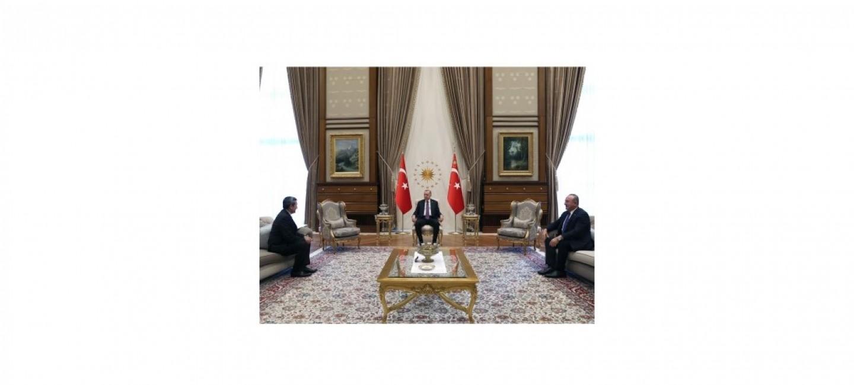 Делегация во главе с министром иностранных дел Туркменистана провела ряд встреч в Анкаре