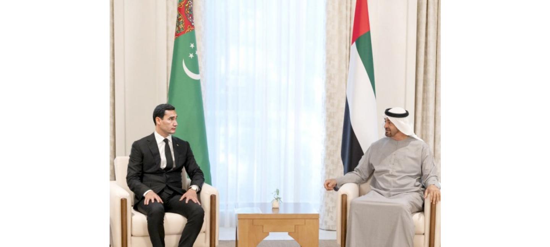 Türkmenistanyň hökümet wekiliýetiniň Birleşen Arap Emirliklerine sapary