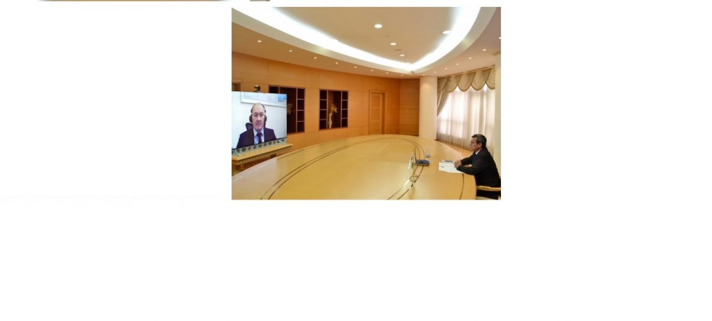 """Türkmenistan """"Ýewropa-Kawkaz-Aziýa"""" Halkara ulag geçelgesiniň mümkinçiliklerini açmaga goldaw bermegi maksat edinýär"""