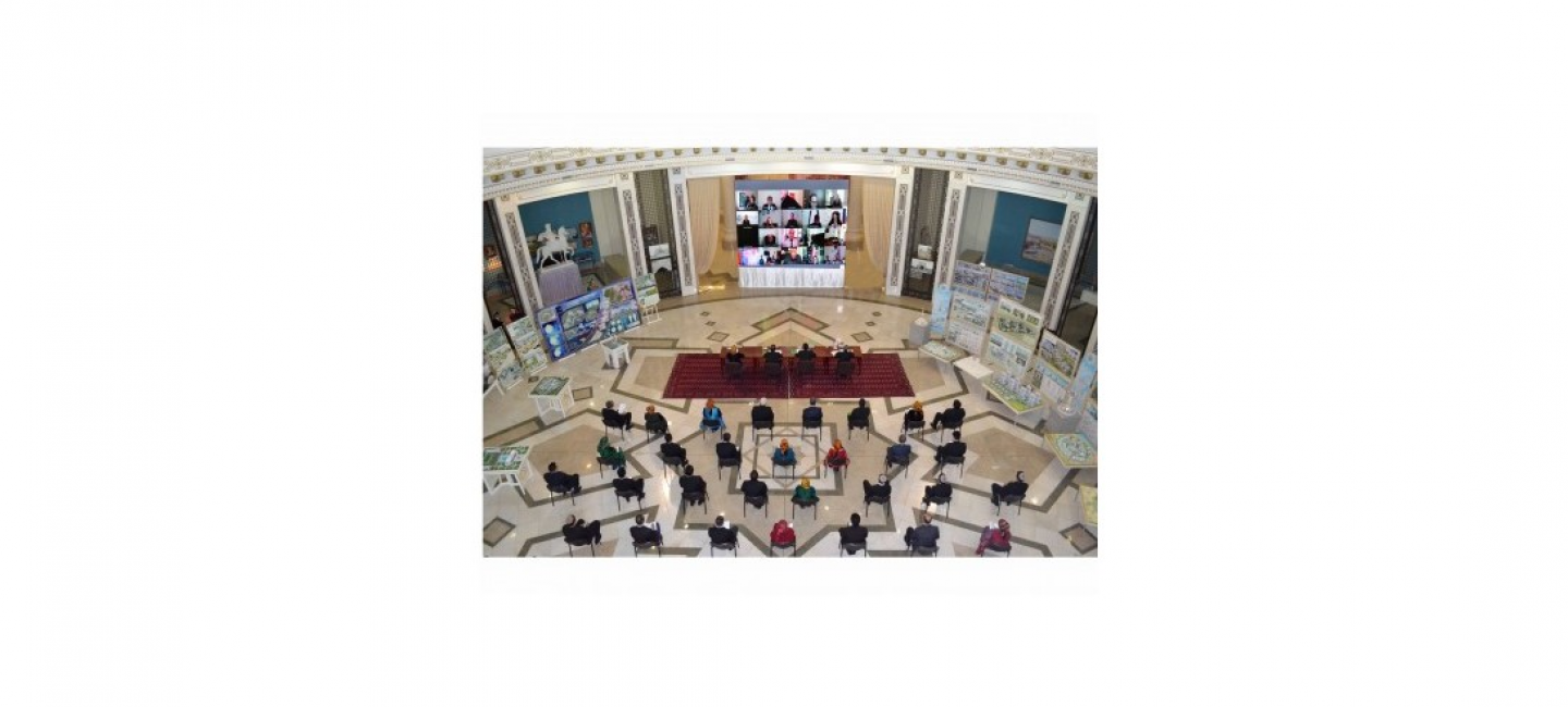 """The International Scientific-Practical Conference """"The History of Architecture and Culture"""" was held in Turkmen capital"""