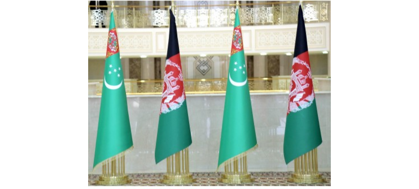 Presidents of Turkmenistan and Afghanistan discussed cooperation priorities by phone
